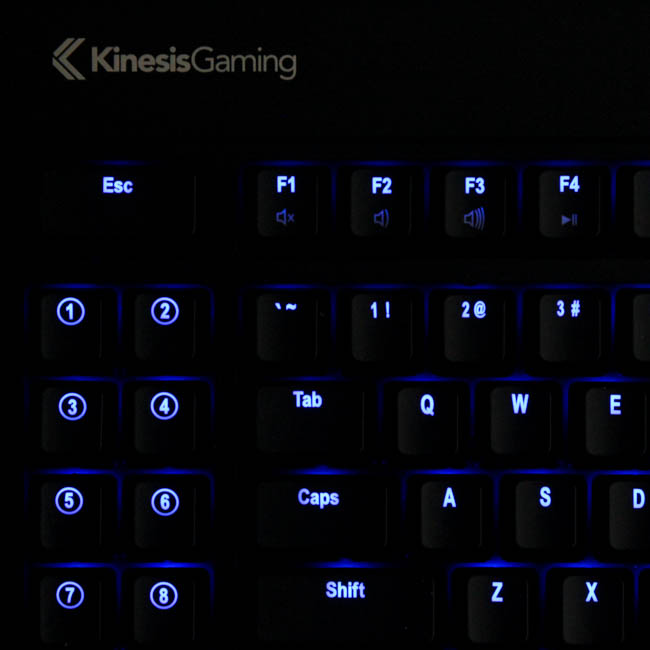 Kinesis Gaming Freestyle Edge Keyboard Review Techpowerup