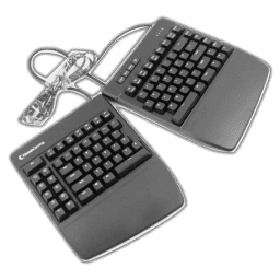 Kinesis Gaming Freestyle Edge Keyboard Review