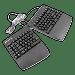 Kinesis Gaming Freestyle Edge Keyboard