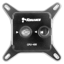 Koolance CPU-400I Water Block Review