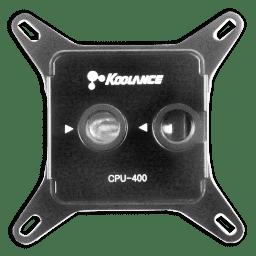 Koolance CPU-400I Water Block Review