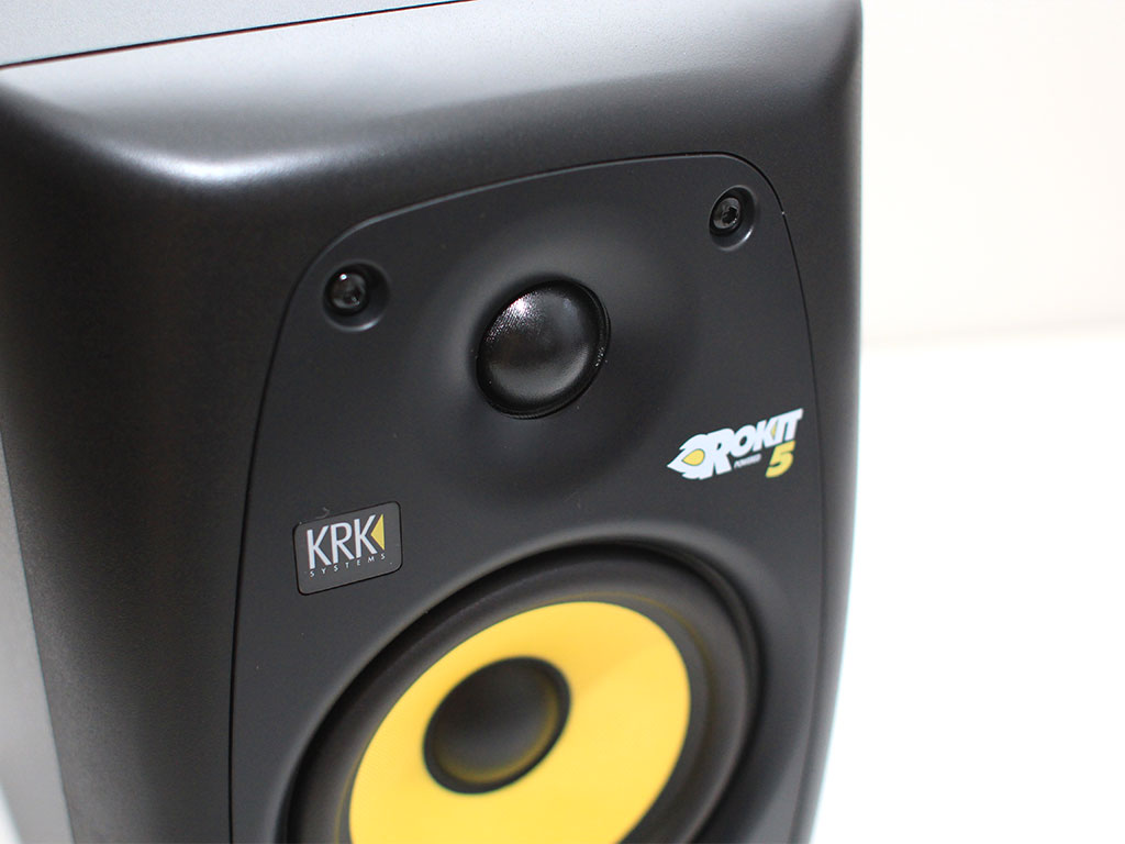 ROKiT: KRK Systems Rokit 5 Active Speakers Review