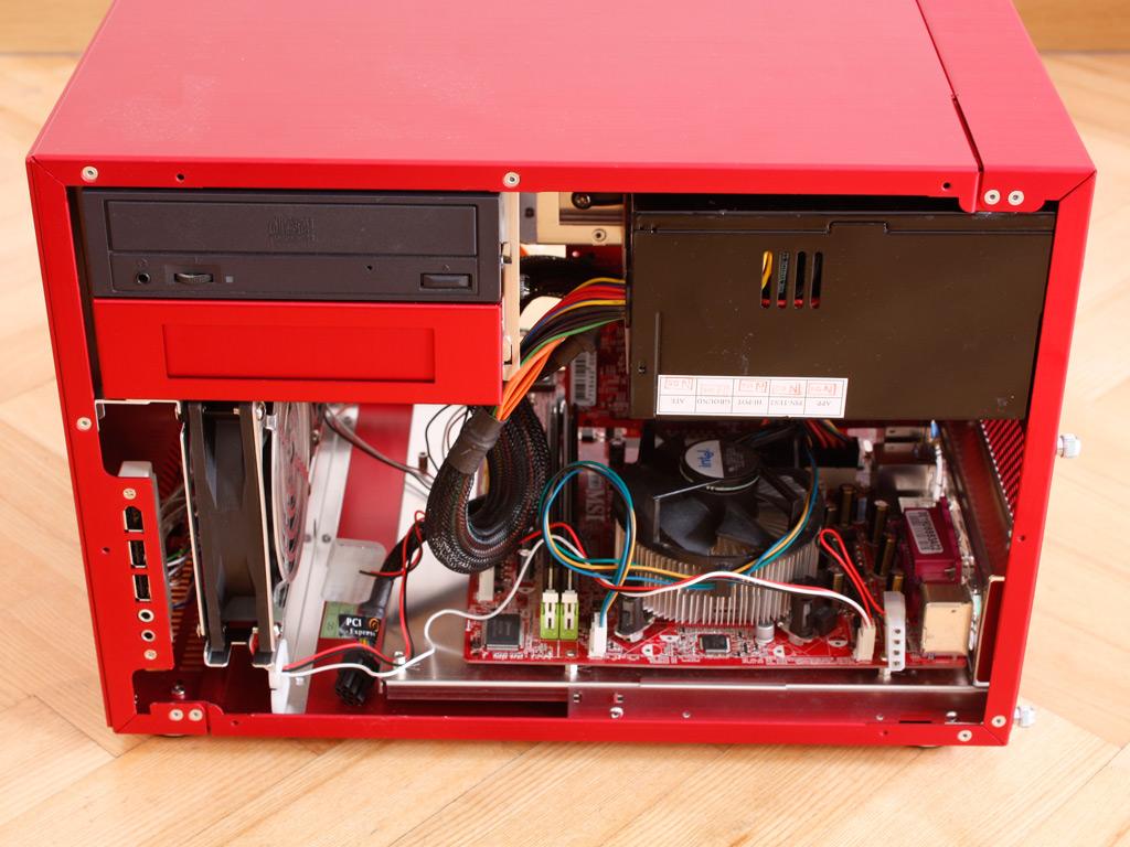 Lian Li Pc V351r Review Techpowerup