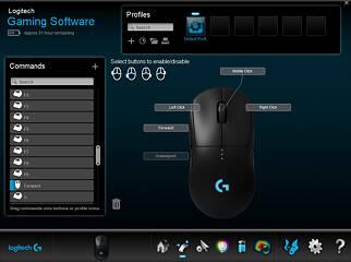 Logitech g203 prodigy programmable rgb gaming mouse.