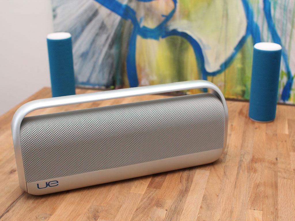 Logitech Ue Boom Portable Bluetooth Speaker Review