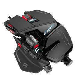 Mad Catz RAT 8 Gaming Mouse Review