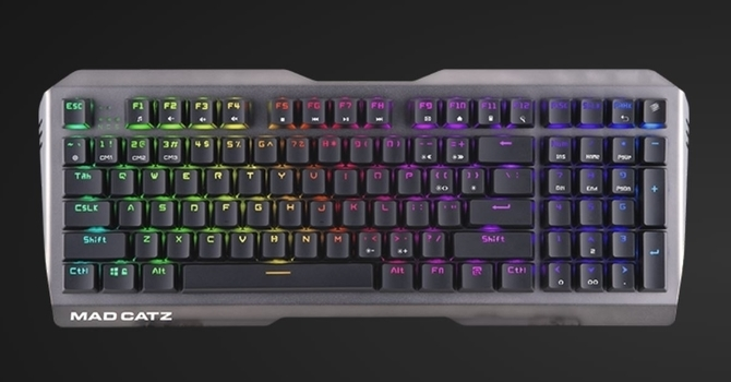 Mad Catz S.T.R.I.K.E. 13 Keyboard Review – 90% Love