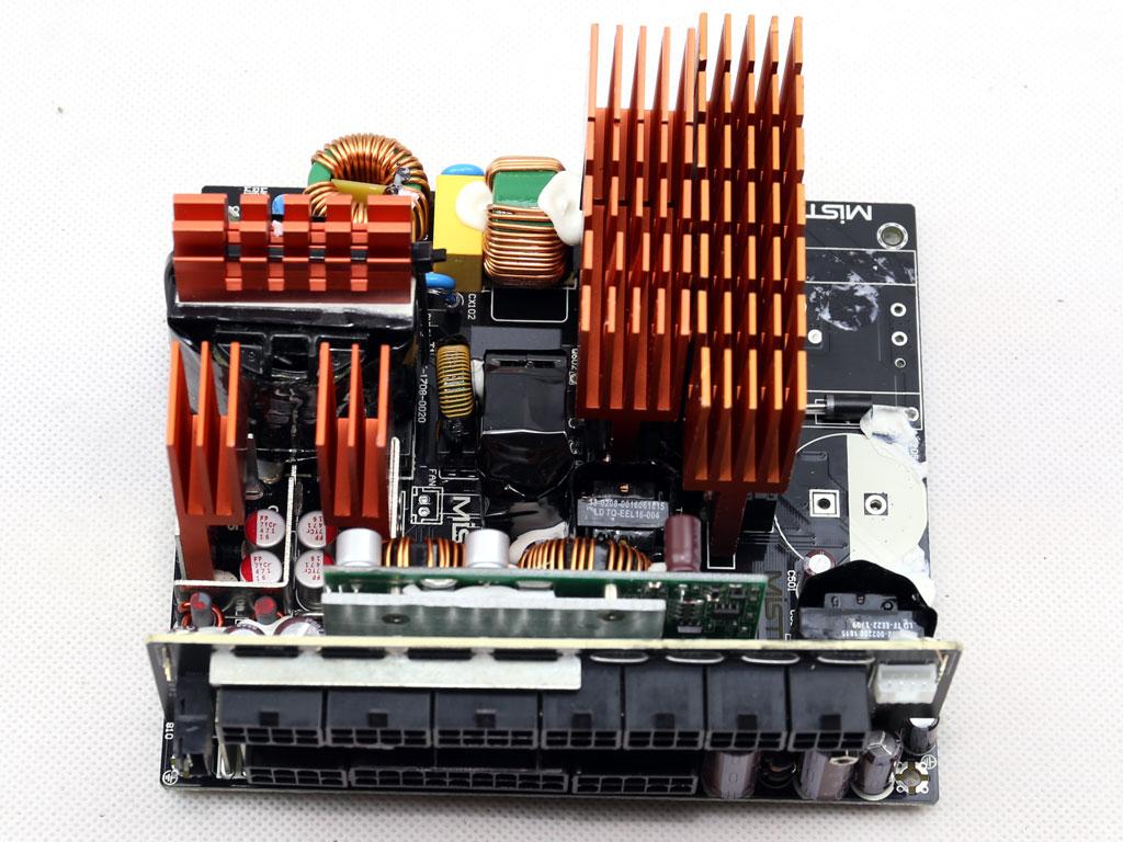 Mistel Vision MX650 Fanless 650 W Review | TechPowerUp