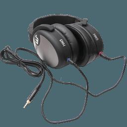 MP4Nation Brainwavz HM5 Headphones