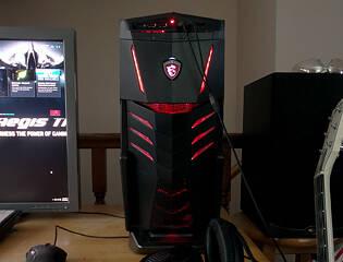 Msi Aegis Ti Gaming Pc Dual Gpu Review Techpowerup