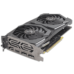 MSI GeForce GTX 1650 Gaming X 4 GB Review