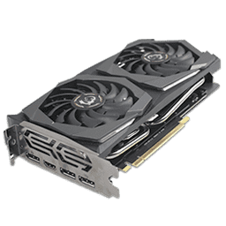 MSI GeForce GTX 1660 Gaming X 6 GB Review