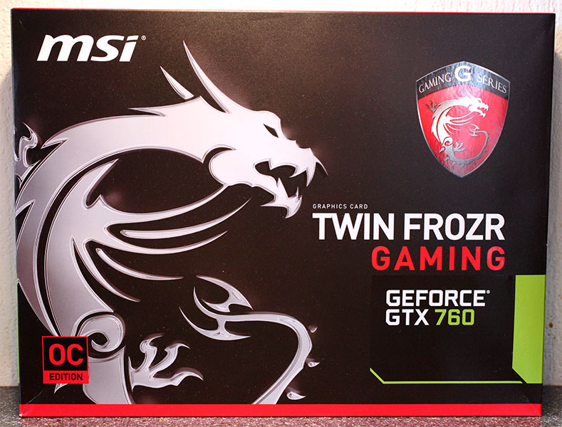 MSI GTX 760 TwinFrozr Gaming 2 GB Review | TechPowerUp