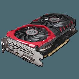 MSI GTX 1050 Gaming X 2 GB