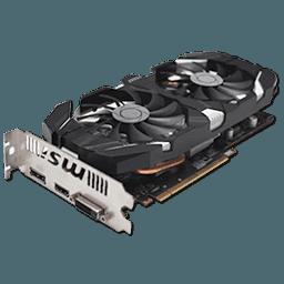 MSI GeForce GTX 1060 OC 6 GB