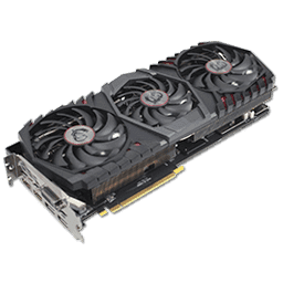 MSI GTX 1080 Ti Gaming X Trio 11 GB Review