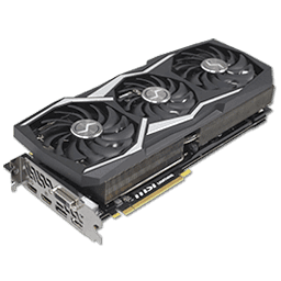 MSI GTX 1080 Ti Lightning Z 11 GB