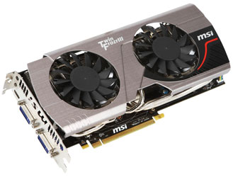 MSI GeForce GTX 570 (Fermi) DirectX 11 N570GTX Twin …