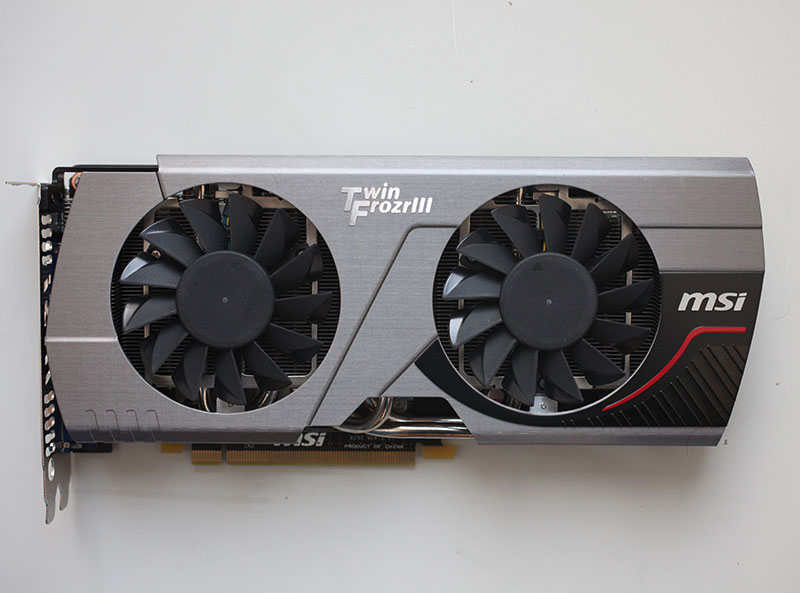 MSI Introduces GeForce GTX 570 TwinFrozr III | …