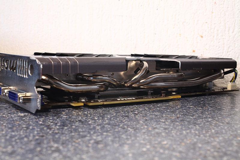 Обзор / тест MSI GeForce GTX 560 Ti 448 Cores Twin Frozr III