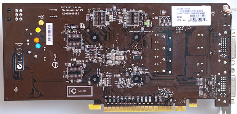 Обзор и тест MSI GeForce GTX 650 Power Edition OC
