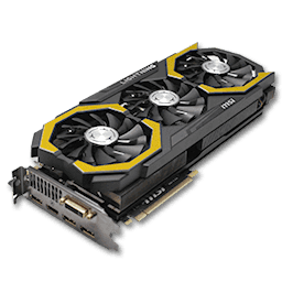 MSI GeForce GTX 980 Ti Lightning 6GB