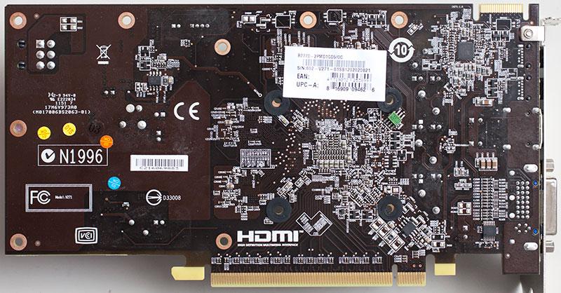 Обзор и тестирование видеокарты MSI Radeon HD 7770 OC