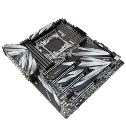 MSI MEG X299 CREATION Review