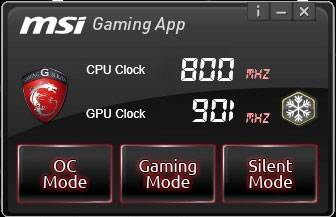 how to get all my msi apps back