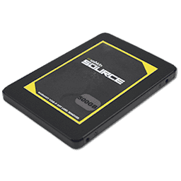 Mushkin Source 500 GB Review