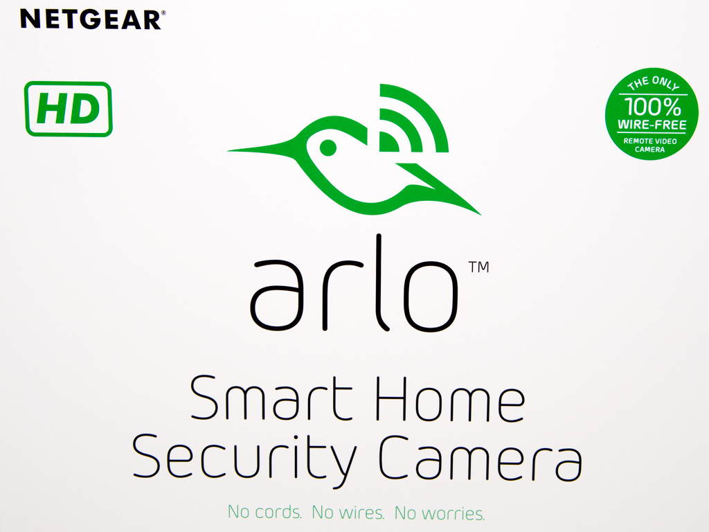 Netgear Arlo Security System Review Techpowerup