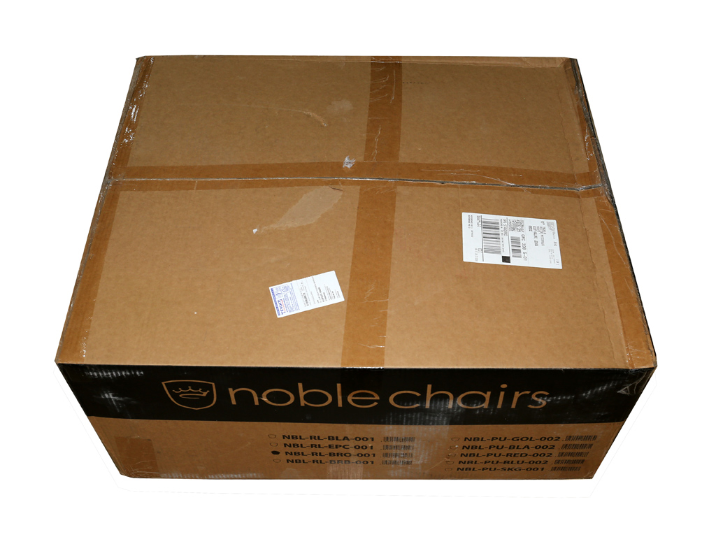 Noblechairs Epic Series Real Leather Gaming Chair Review