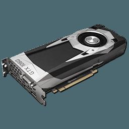 NVIDIA GeForce GTX 1060 6 GB