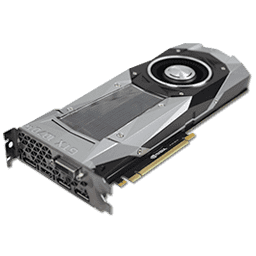 NVIDIA GeForce GTX 1070 Ti Founders Edition 8 GB