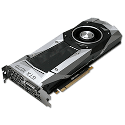 NVIDIA GeForce GTX 1070 8 GB