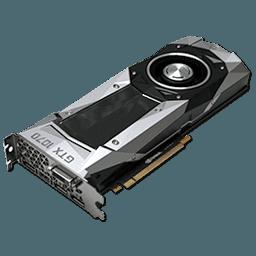 NVIDIA GeForce GTX 1070 8 GB