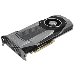 NVIDIA GeForce GTX 1080 Ti Founders Edition 11 GB