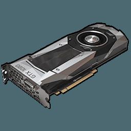 NVIDIA GeForce GTX 1080 8 GB