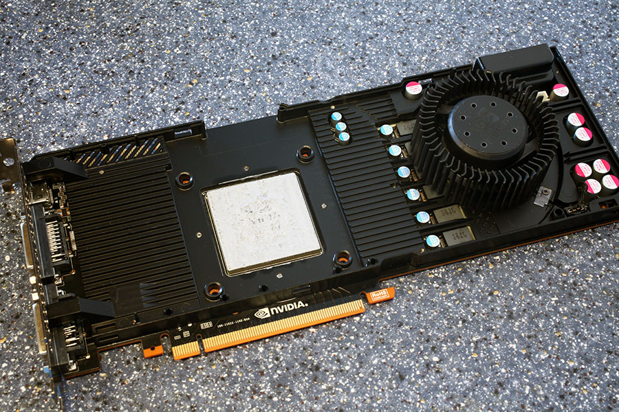NVIDIA GeForce GTX 480 Fermi Review | TechPowerUp