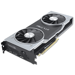 NVIDIA GeForce RTX 2080 Founders Edition 8 GB