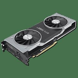 NVIDIA GeForce RTX 2080 Ti Founders Edition 11 GB