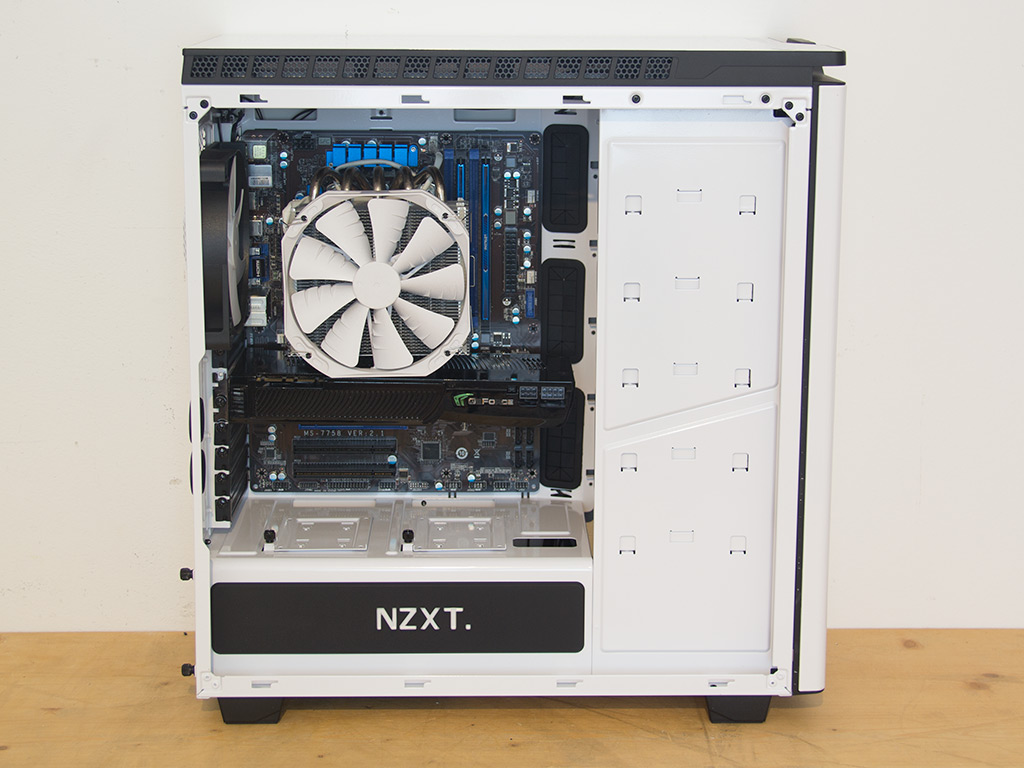 Nzxt H440 Review Techpowerup