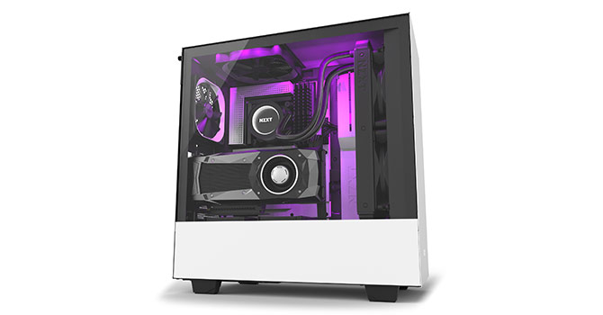 Nzxt H500i Review Techpowerup