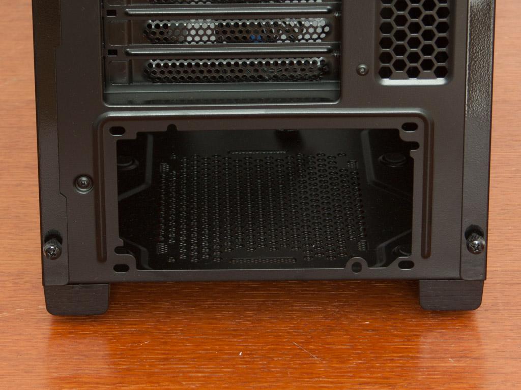 how to open nzxt phantom 410 case