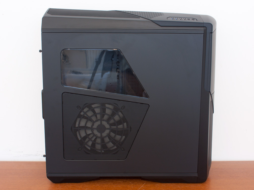 nzxt 820 fan placement guide