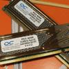 OCZ EL DDR2 PC2-4200 Gold GX XTC