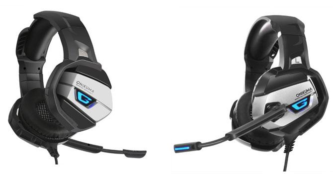 Onikuma K5 Gaming Headset Review | TechPowerUp