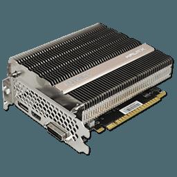 Palit GTX 1050 Ti KalmX 4 GB Review