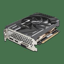 Palit GeForce GTX 1660 StormX 6 GB Review