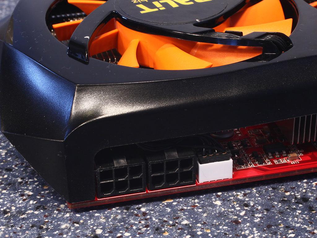 Обзор видеокарты Palit GeForce GTX 560 Ti Sonic